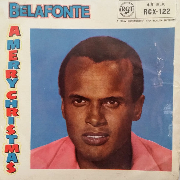 "Harry Belafonte : Mary's Boy Child (7"", EP, Tri)"