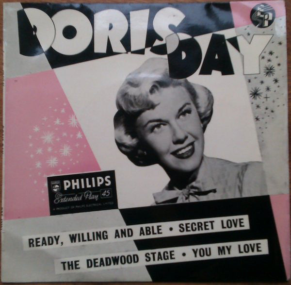 "Doris Day : Doris Day (7"", EP )"