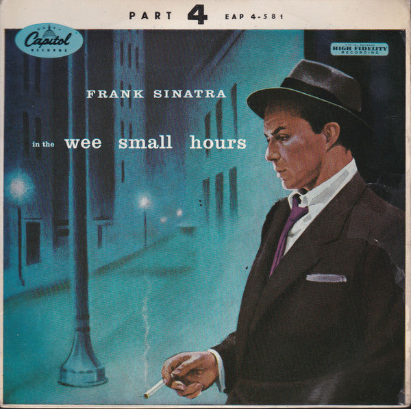 "Frank Sinatra : In The Wee Small Hours (Part 4) (7"", EP)"
