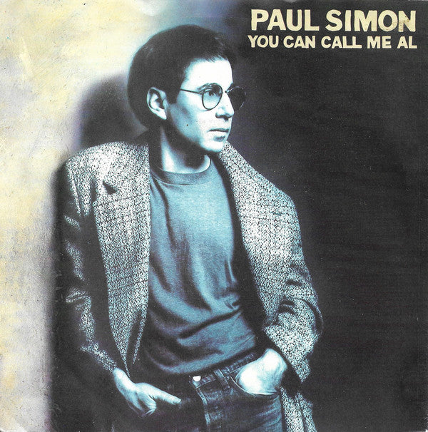 "Paul Simon : You Can Call Me Al (7"", Single, Pap)"