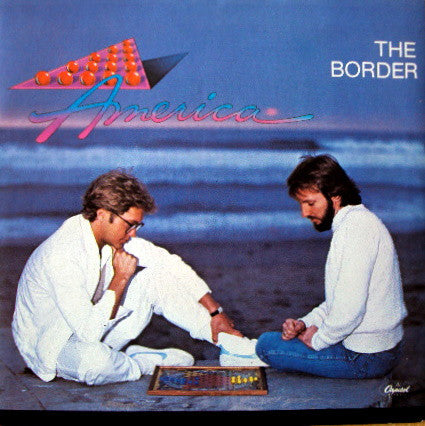 "America (2) : The Border (7"")"