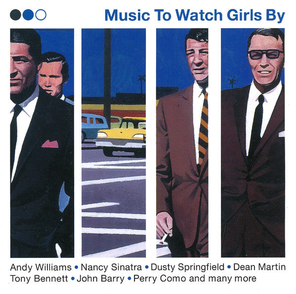 Various : Music To Watch Girls By (2xCD, Comp)