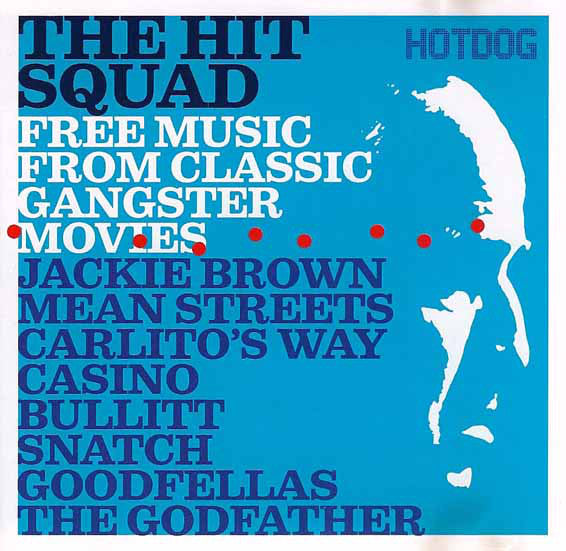 Various : The Hit Squad (CD, Comp)