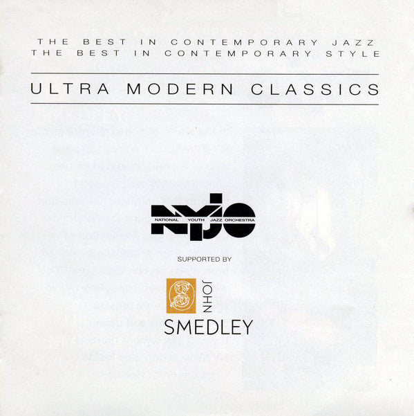 National Youth Jazz Orchestra : Ultra Modern Classics (CD, Album)