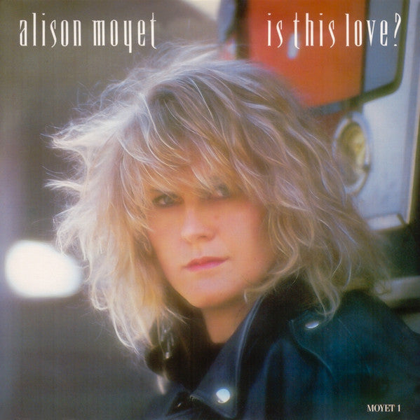 "Alison Moyet : Is This Love? (7"", Single)"