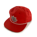 Red UMPQUA - Flat Brim - 50 UV Protection
