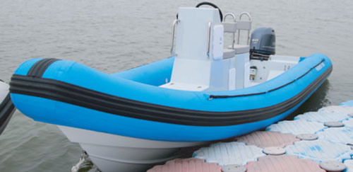 FAREAST 580 RIB Hull Only