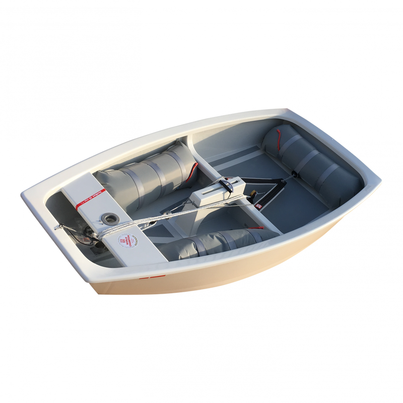 2018 Chartered Winner 3D Star Package (Hull, Spars, Blades, Sail, NO COVERS)