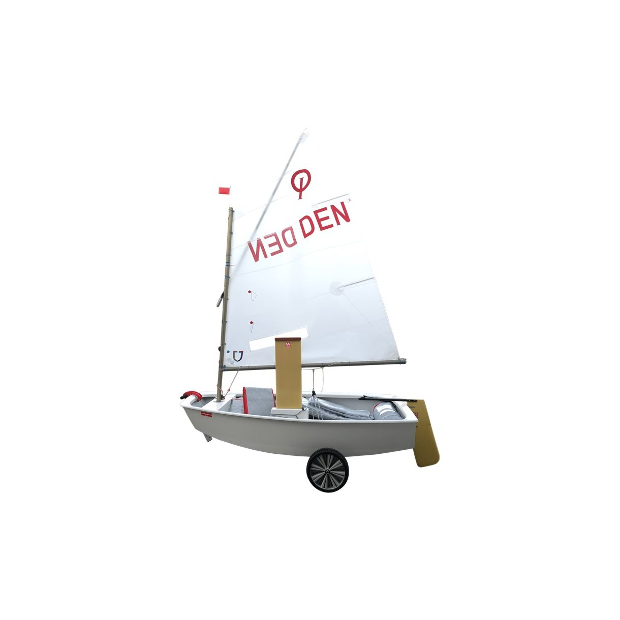 2018 Chartered Winner 3D Star Package (Hull, Spars, Blades, Sail)