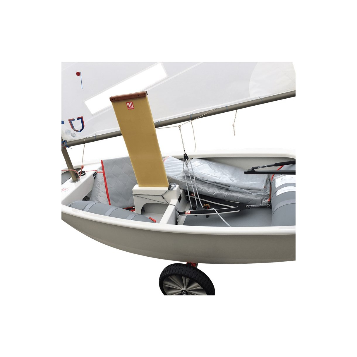 Winner 3D Star Package (Hull, Spars, Blades, Sail)