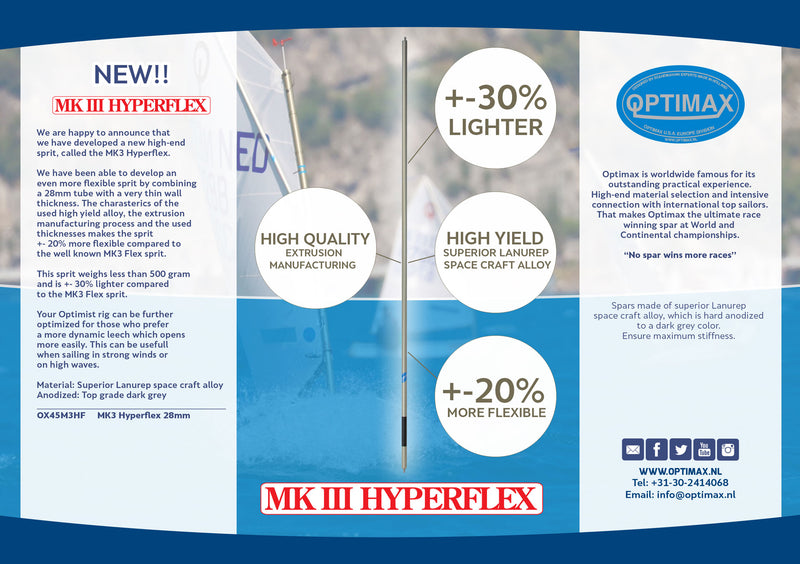 Optimax MK3 HyperFlex Sprit 28mm Optimist