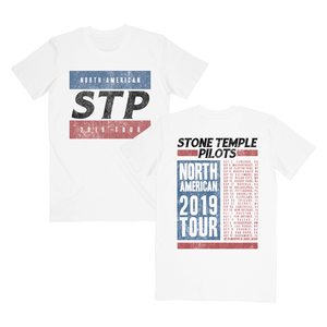 North American Tour 2019 Tee