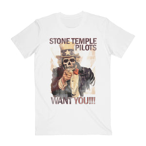 Stone Temple Pilots WANT YOU!!! Tee