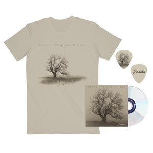 Perdida Tee + Music Bundle