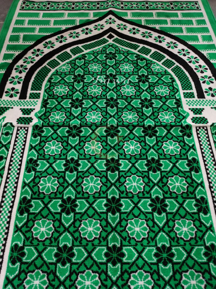 Adult Prayer Mat (Green)