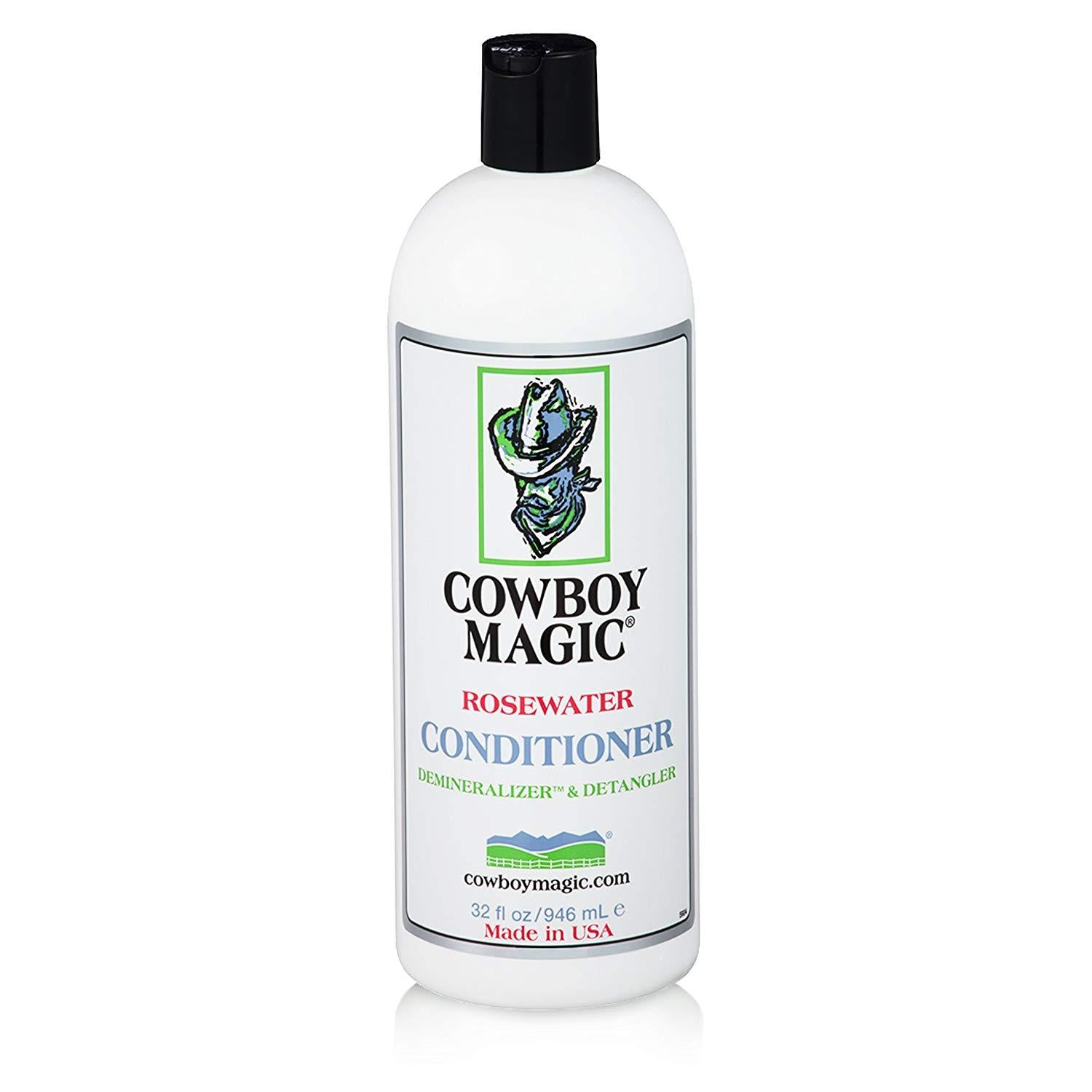 Cowboy Magic Rosewater Horse Conditioner - Vaquera