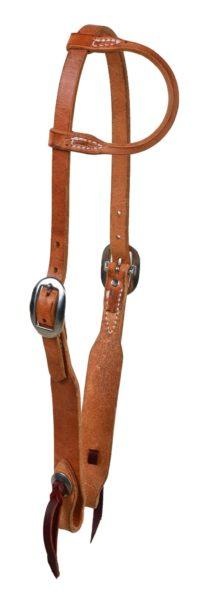 Single Ear Headstall Concho Bit Tie - Animal Health Express
