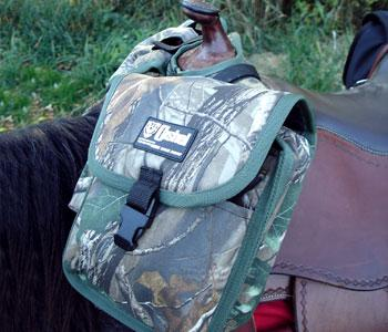 Camo Horn Bag - Animal Health Express