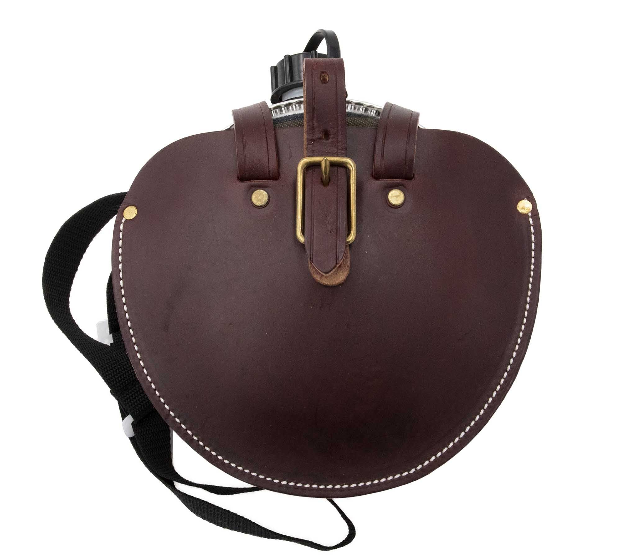 Weaver Leather Canteen with Holster