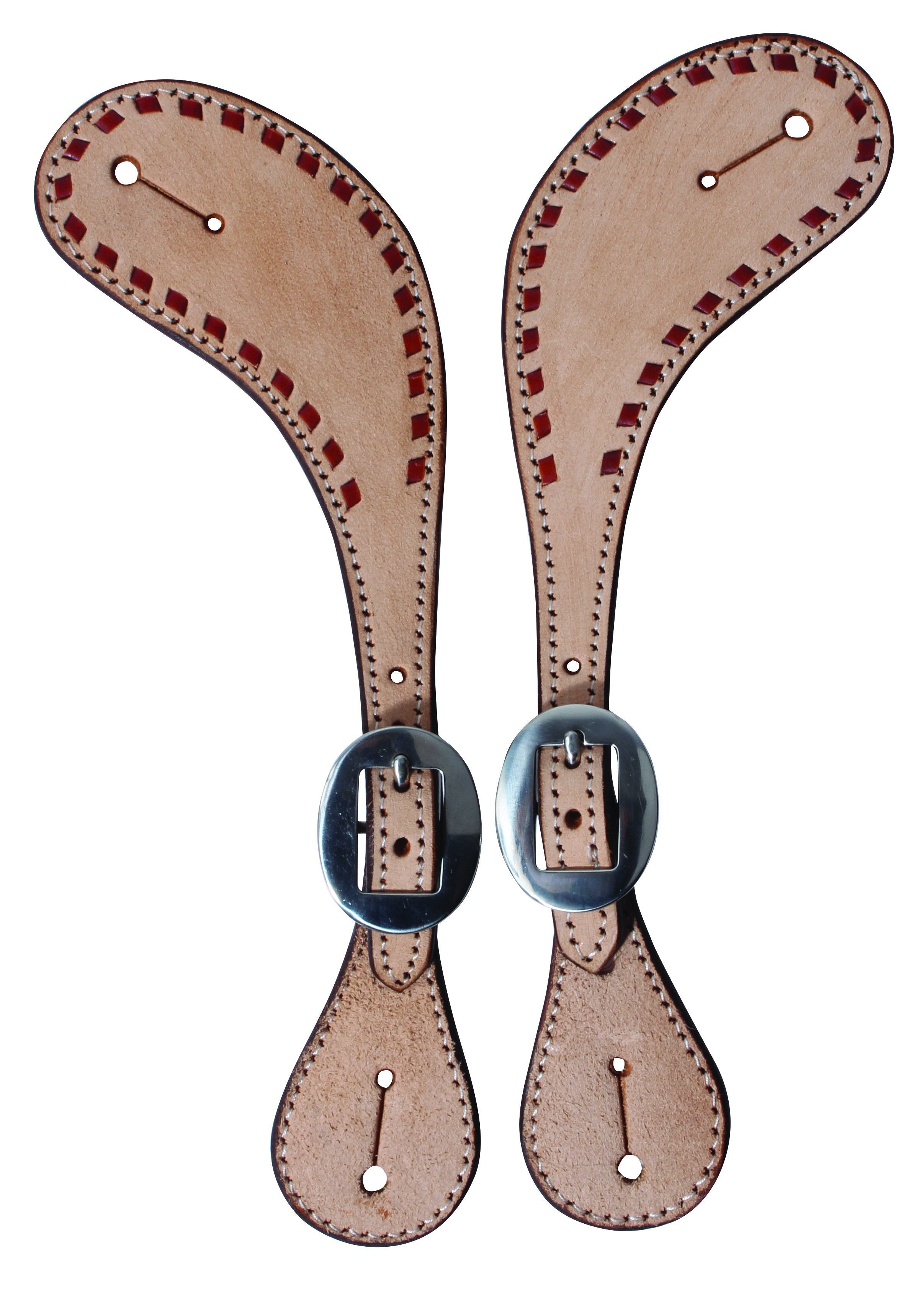 Professional's Choice Buckstitched Spur Straps - Animal Health Express