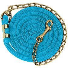 Weaver Leather Poly Lead Rope With Chain