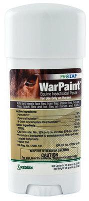 War Paint Insecticide for Horses - Vaquera