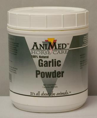 Pure Garlic Powder - Animal Health Express