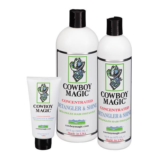 Cowboy Magic Detangler/Shine - Animal Health Express