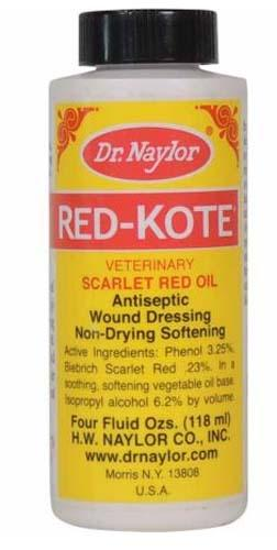 Dr. Naylor's Red-Kote - Animal Health Express