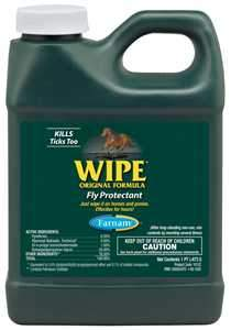 Wipe Fly Protectant - Animal Health Express