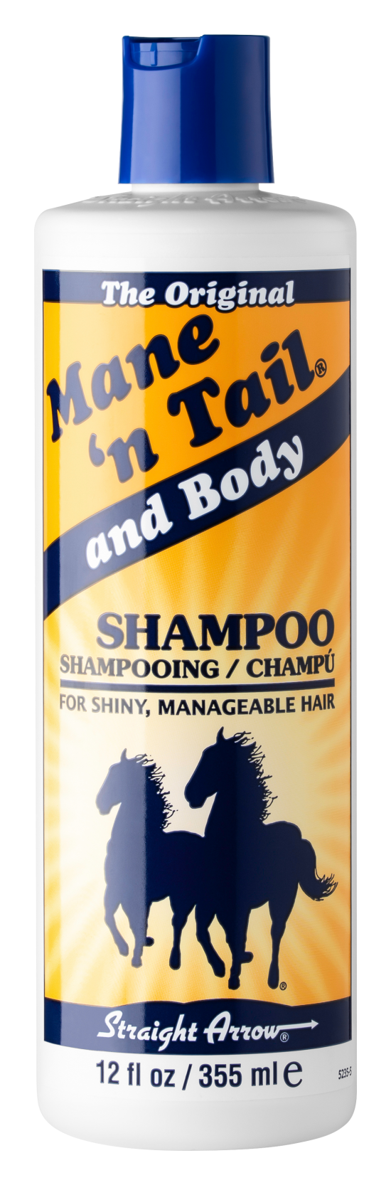 Horse Grooming Shampoo - Mane 'n Tail - Quart/Gallon