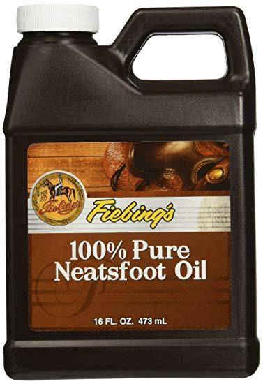 100% Pure Neatsfoot Oil - Vaquera