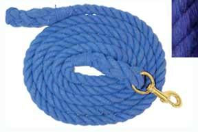 Cotton Lead With Bolt Snap - Animal Health Express