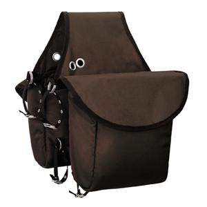 Insulated Nylon Saddle Bag - Animal Health Express