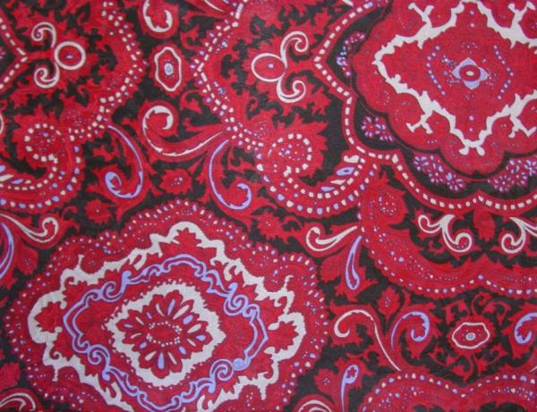 Women's Western Paisley Scarf - Vaquera