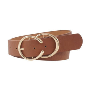 Camel Double Ring Belt