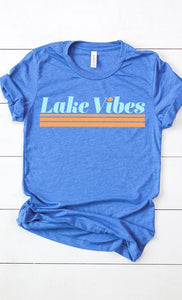 Lake Vibes Graphic