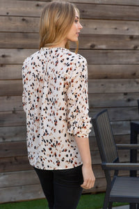 Posh Business Blouse