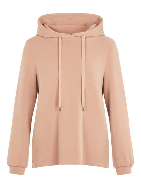PcRise Hoodie Lounge Warm Taupe