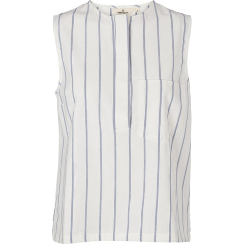 Basic Apparel Vicki Top New Stripe