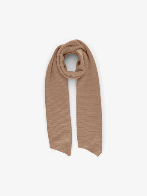 PcBahara Long Scarf Natural