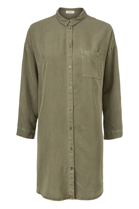 Evelyn Shirt Light Khaki