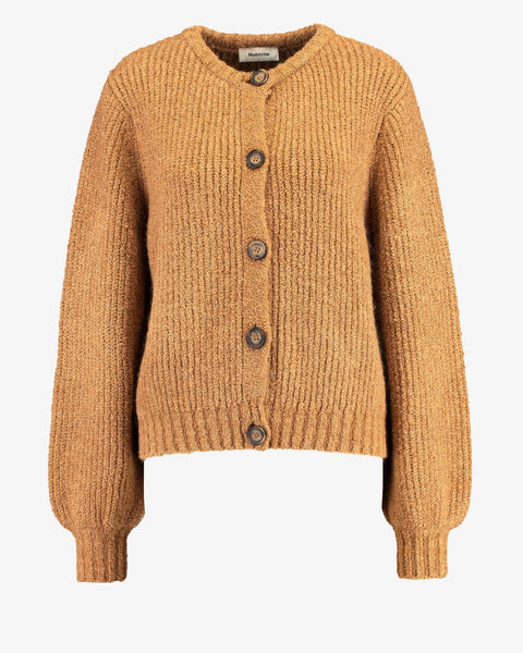 Volt Cardigan Brown Sugar