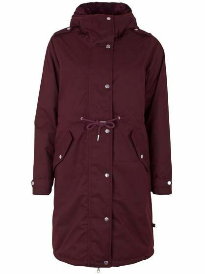 Lizzy Winter Parka Bordeaux