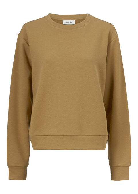 Holly Sweat Shirt Dark Fennel