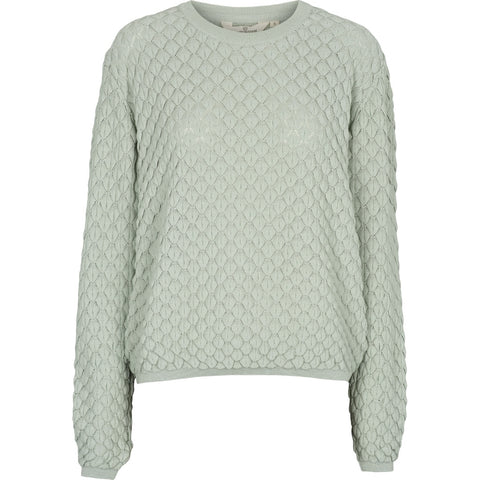 Basic Apparel Camilla Sweater Jadeite