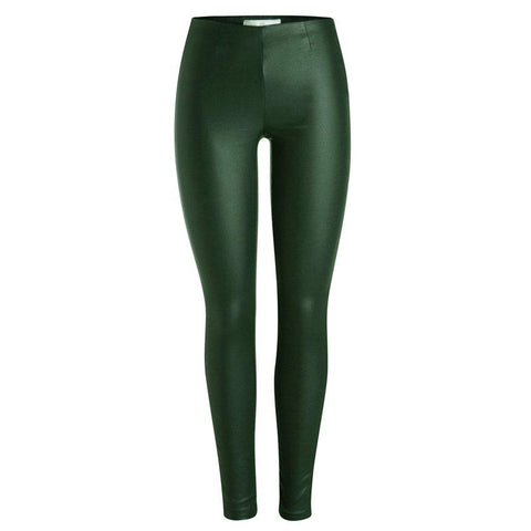 PcIvy Ultra SKN HW Matt Coated Leggings