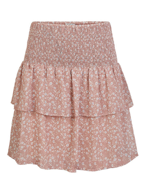 PcLeon Skirt Misty Rose