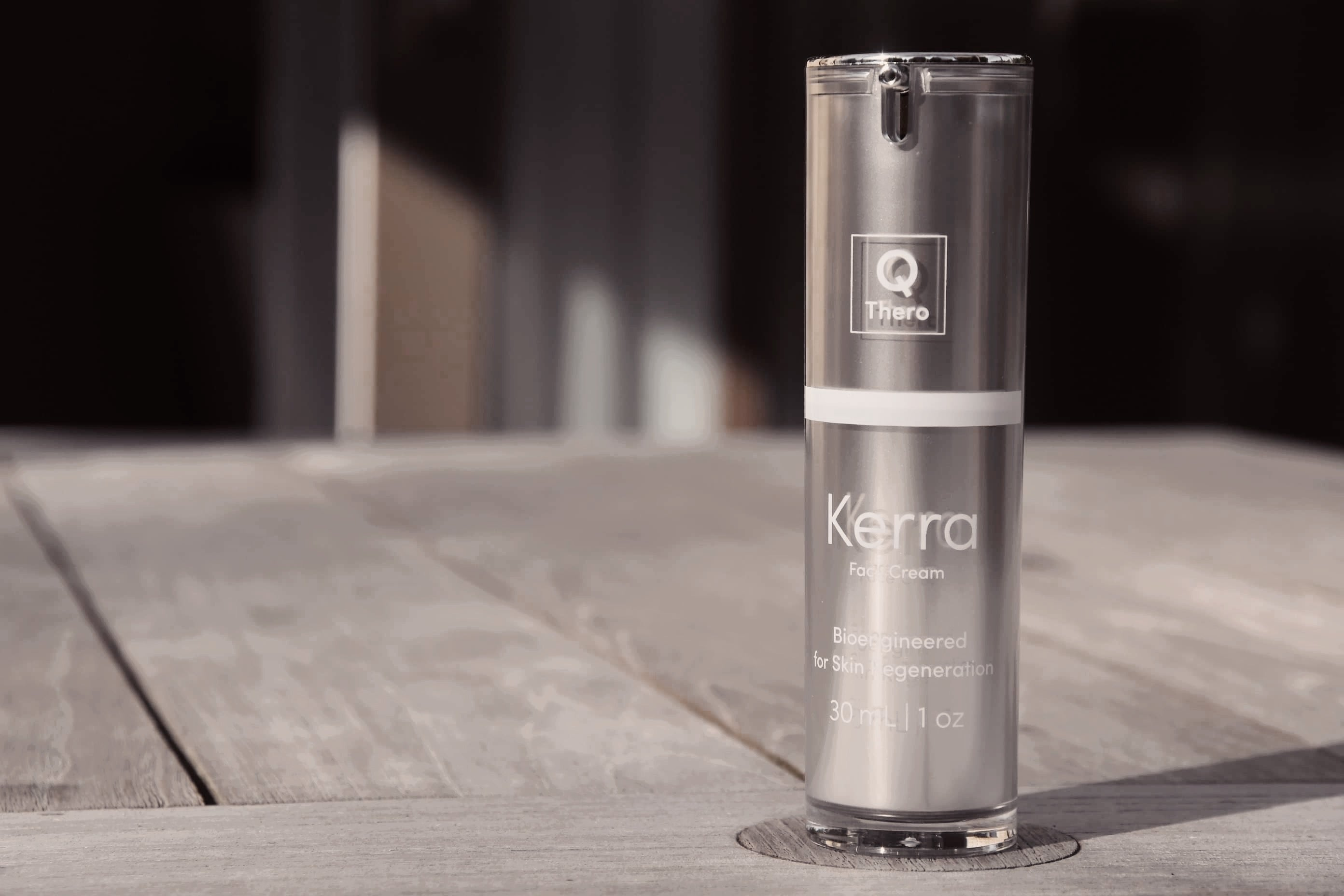 Kerra is Quthero Skincare's face cream