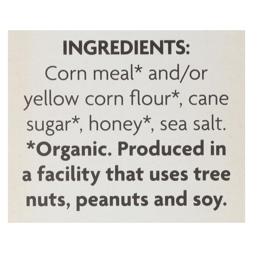Nature's Path Organic Corn Flakes Cereal - Honey?d - Case Of 12 - 10.6 Oz.